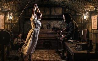 10 самых изощрённых орудий пыток инквизиции (18+)