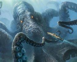 Топ 10 самых страшных морских существ